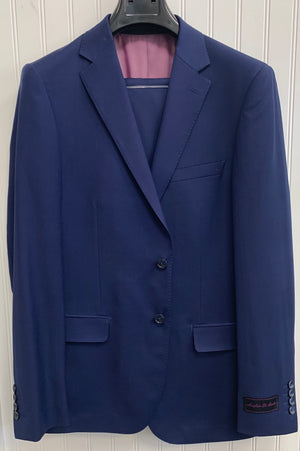 Galante Super 150's Wool Suit - 5966