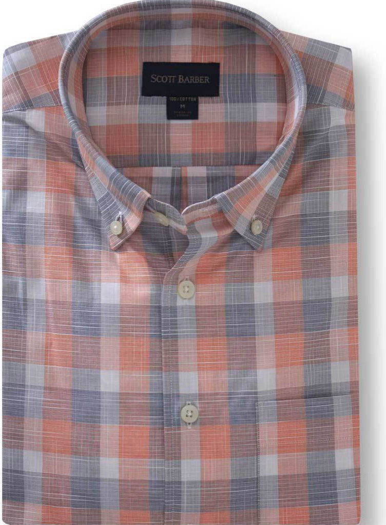 Scott Barber Button Down Shirt 62098