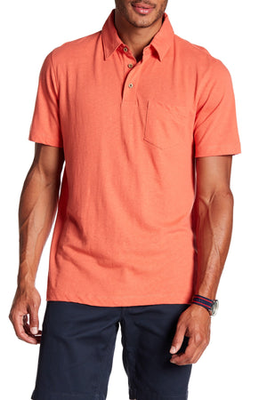 Tailor Vintage Cotton Jersey Polo 6218