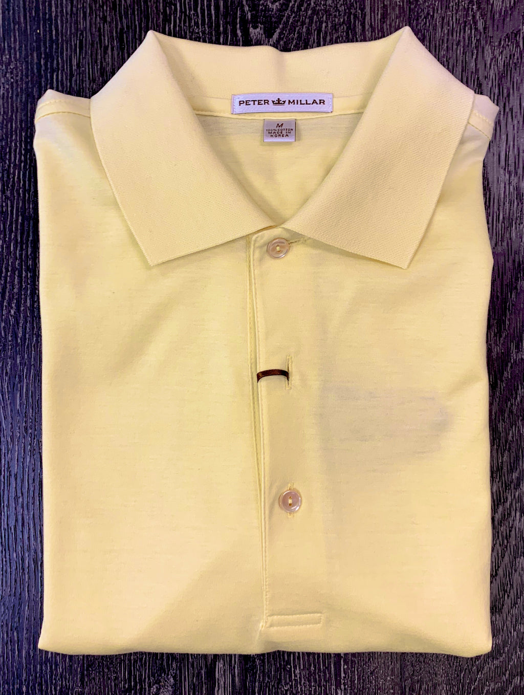 Peter Millar Cotton Lisle Polo MC00K01