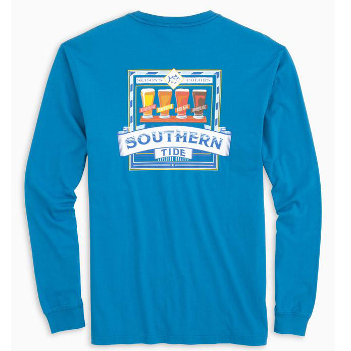 Southern Tide L/S Brewery T-Shirt 4287
