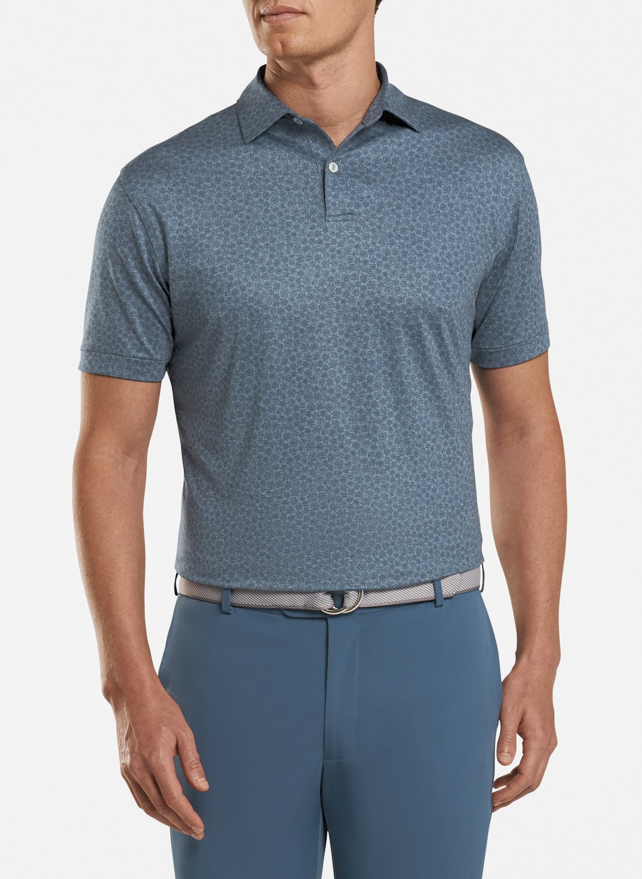Peter Millar Sunday Print Performance Polo MS20EK514S