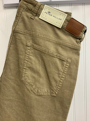 Peter Millar Superior Soft Courduroy 5-Pocket Pant Mf18B29