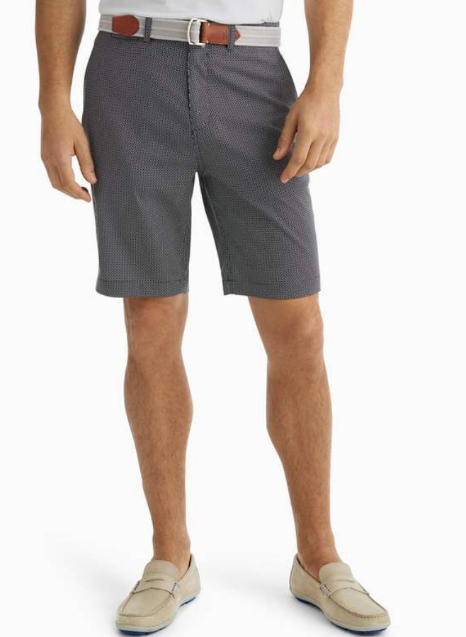 Johnnie-O Smails Printed Performance Short JMSH1620