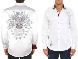 Robert Graham Sacred City Long Sleeve Button Down RS151067CF