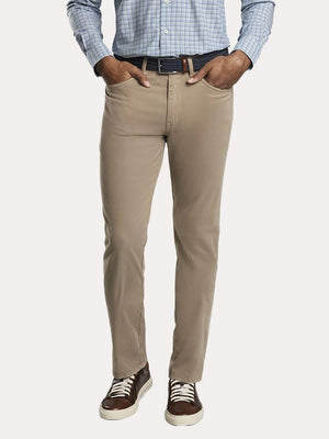 Peter Millar Ultimate Sateen 5-Pocket Pant MF20B39