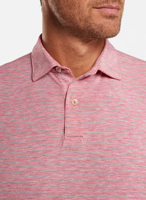 Peter Millar drirelease® Natural Touch Striped Polo MS20EK71S