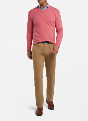 Peter Millar Crown Soft V-Neck Sweater MS20S02