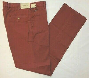 Peter Millar Raleigh Washed Twill Flat Front Pant MC00B84