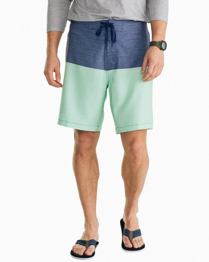 Southern Tide Color Block Water Short