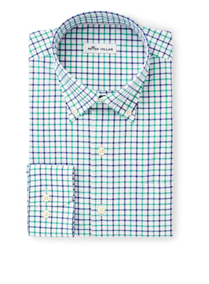 Peter Millar Crown Ease Emory Sport Shirt MS20W12NBL