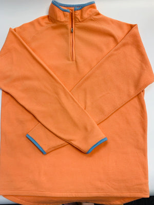 Peter Millar All Day Light Weight Micro Fleece 1/4 Zip Mf18Ez38