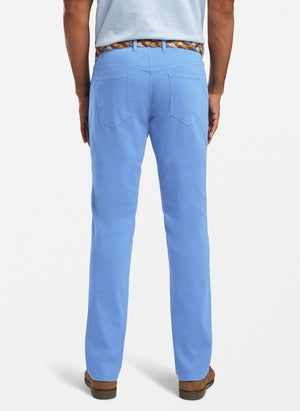 Peter Millar Ultimate Sateen 5-Pocket Pant Ms20B39