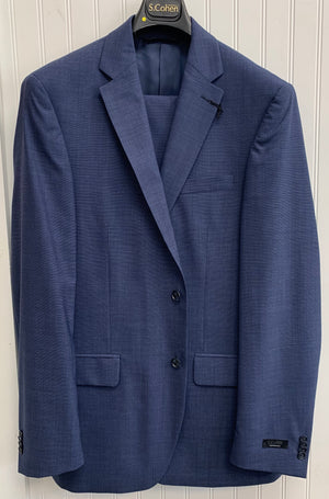S. Cohen Performance Wool Suit- 89-2852 (Blue)