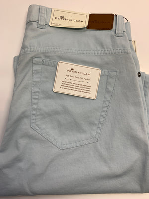 Peter Millar Twill 5-Pocket Soft Touch Ms18B47