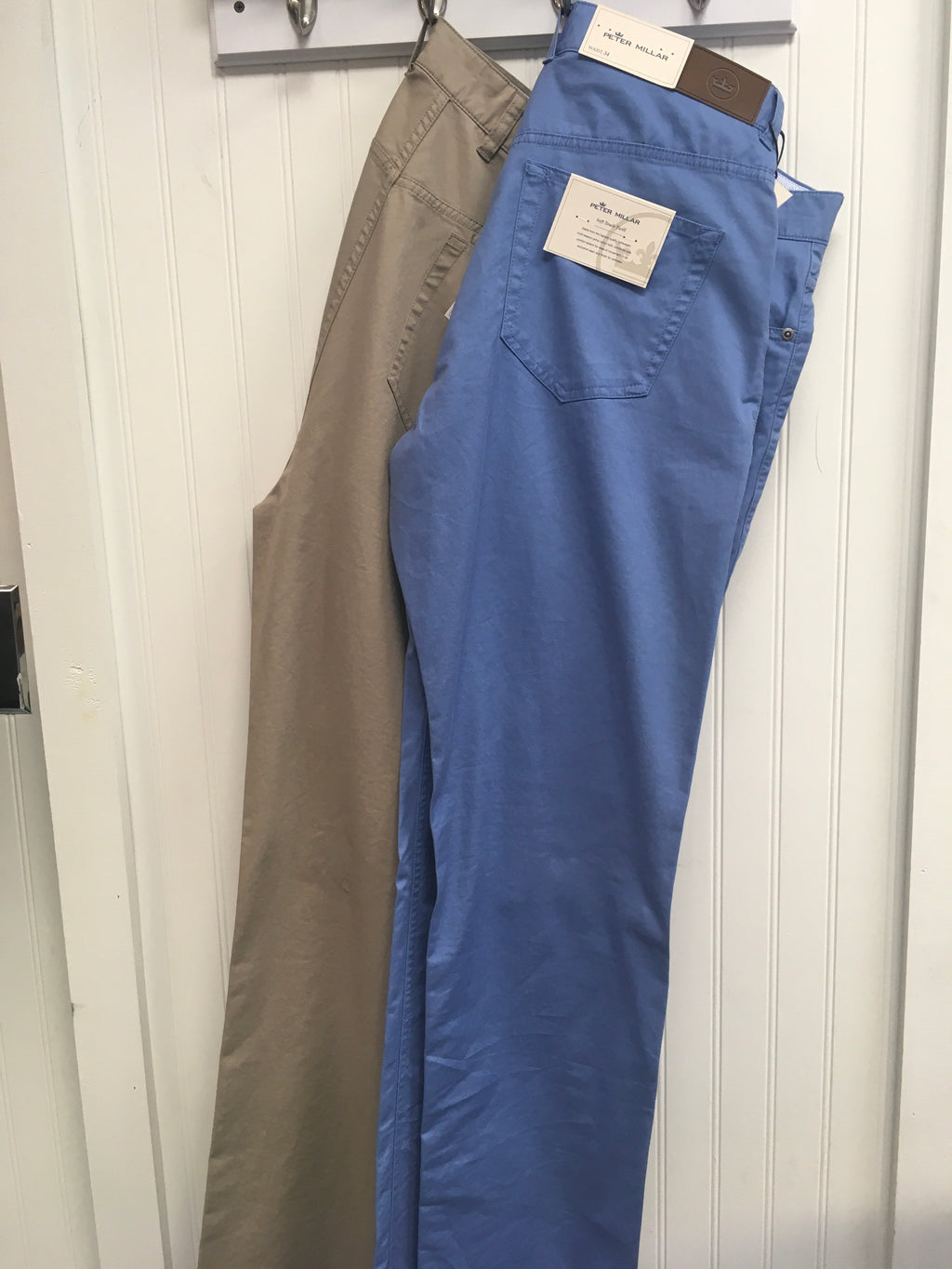 Peter Millar Soft Touch Twill 5-Pocket Pant Ms19B47