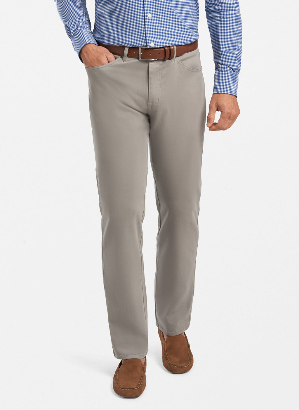 Peter Millar Ultimate Sateen 5-Pocket Pant MF19B39