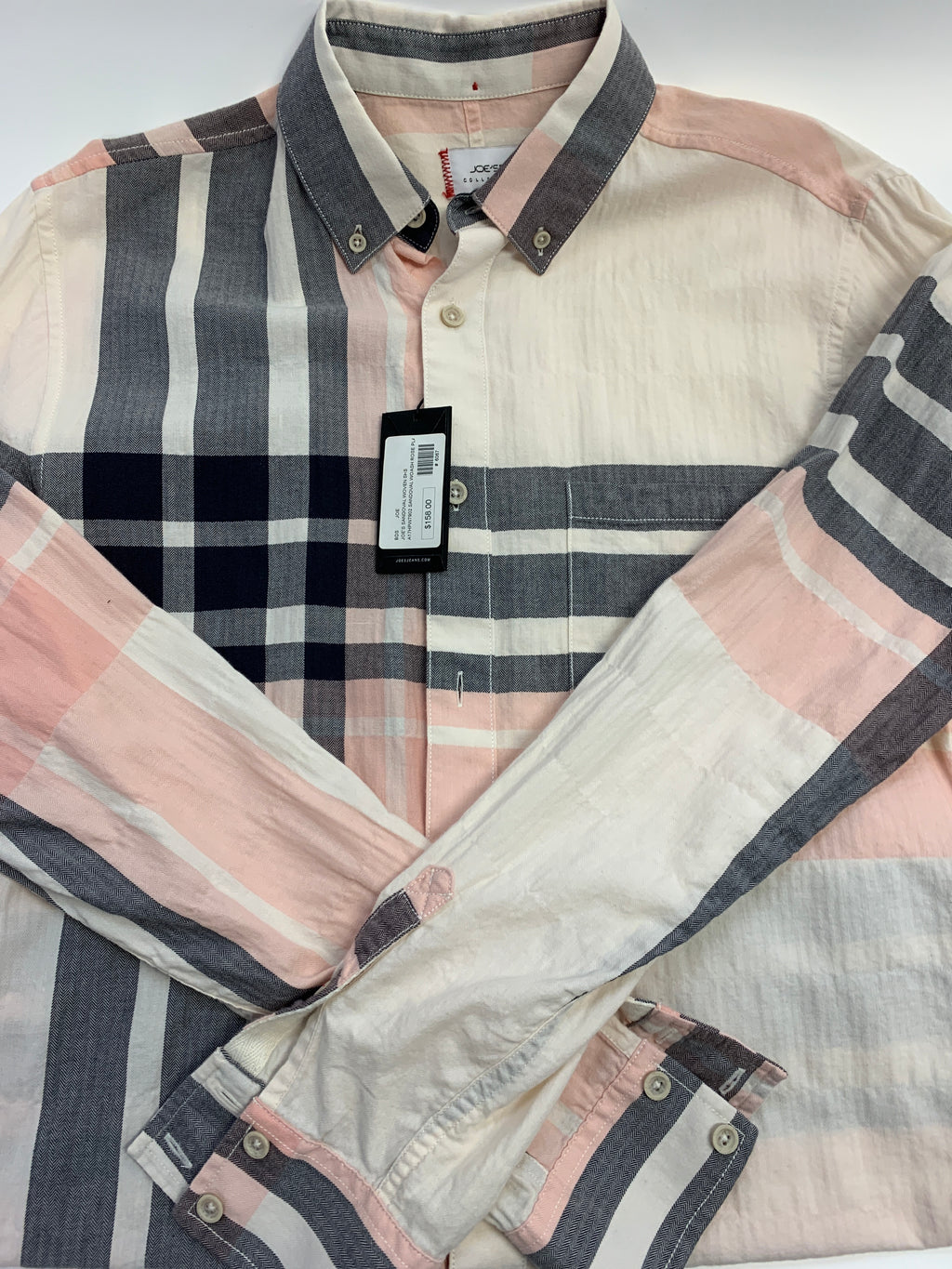 Joe's Sandoval Woven Buttondown Shirt