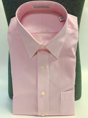 Giovanni's Modified (The Classic) Spread Dress Shirt - Pink-60