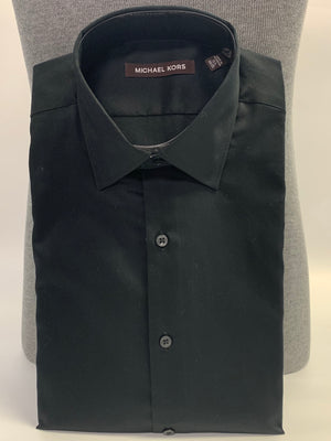 Michael Kors Dress Shirt - Black