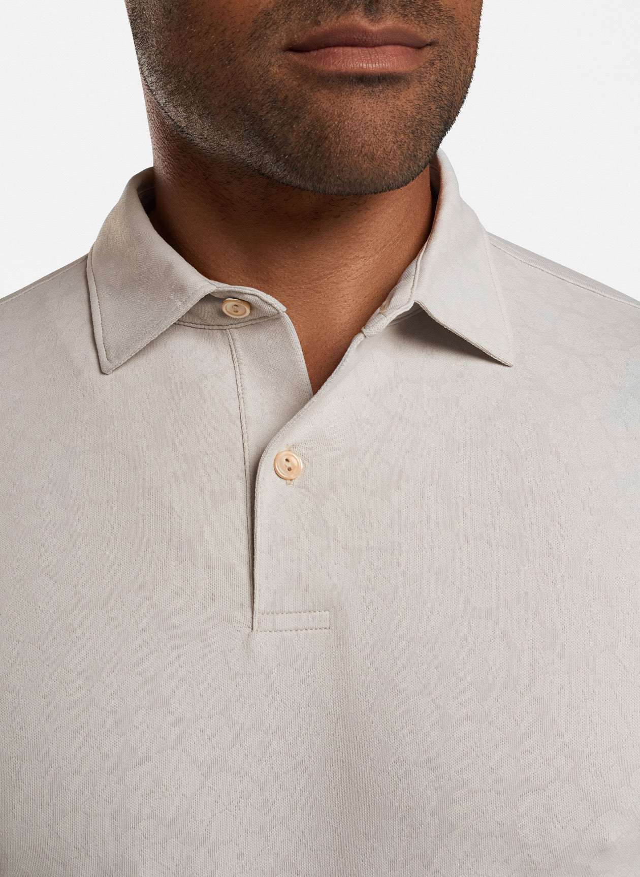Peter Millar Hibiscus Performance Jacquard Polo MS20EK81S