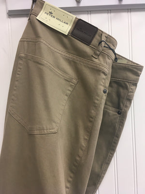 Peter Millar Ultimate Sateen 5-Pocket Pant Mf18B39