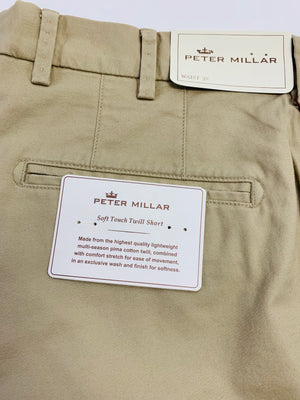 Peter Millar Soft Touch Twill Short MC0B13