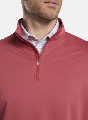 Peter Millar Melange Perth Performance 1/4 Zip MF20K40