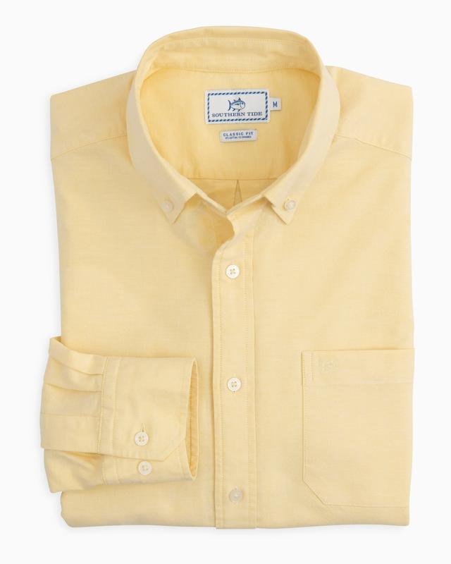 Southern Tide Channel Marker Oxford Sportshirt