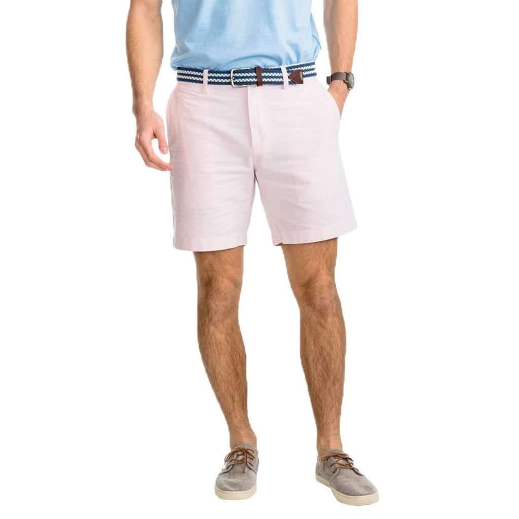 Southern Tide Oxford Channel Marker Shorts