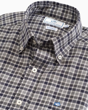 Southern Tide Windsail Plaid Oxford