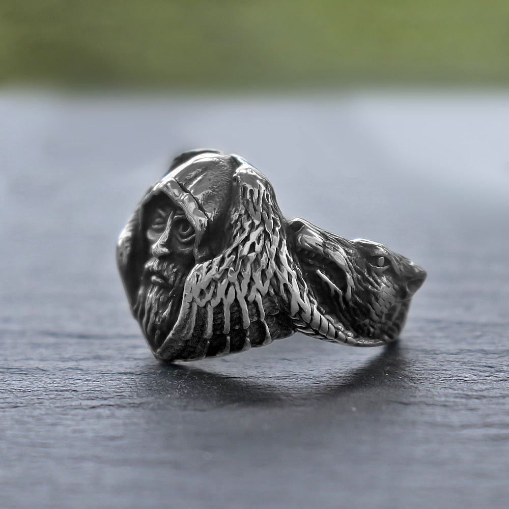 The All-Father Odin Ring