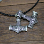Viking Mjolnir Necklace