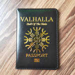 Viking Passport Cover