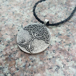 Yggdrasil Tree of Life Necklace