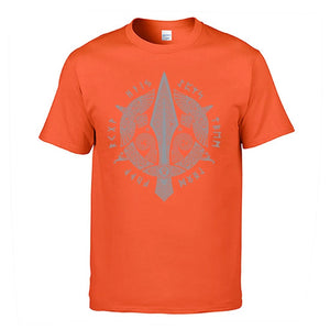 Vikings Odin Spear T-shirts