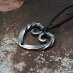 Troll Knot Necklace