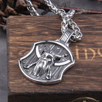Viking Warrior Pendant