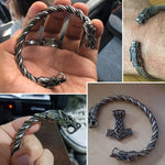 Viking Dragon Bracelet