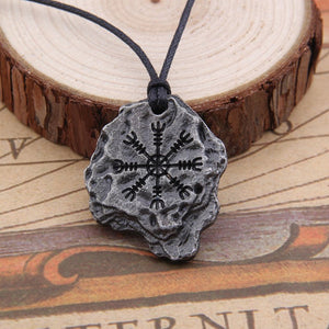 Helm of Awe Necklace