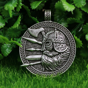 Norse Warriors Necklace