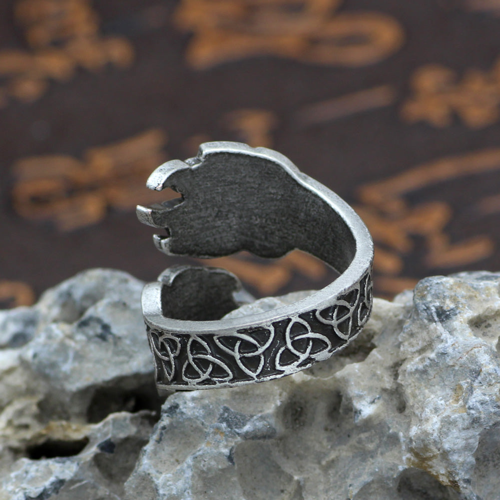 Bear Paws Ring