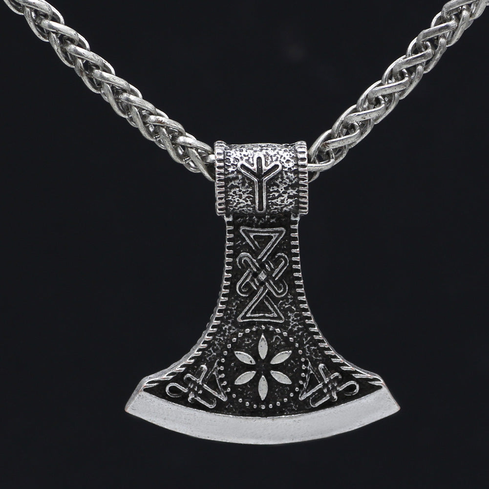 Mammen Style Axe Necklace