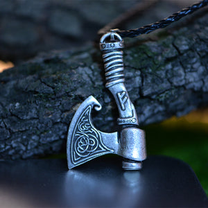 Nordic Axe Necklace
