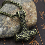 Thor's Hammer Necklace