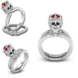 Mrs. Dead Serious Ring