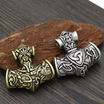 Large Thor's Hammer Necklace