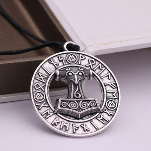 Runes - Mjolnir Necklace