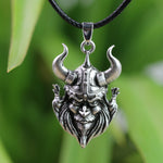 Viking Warrior Necklace