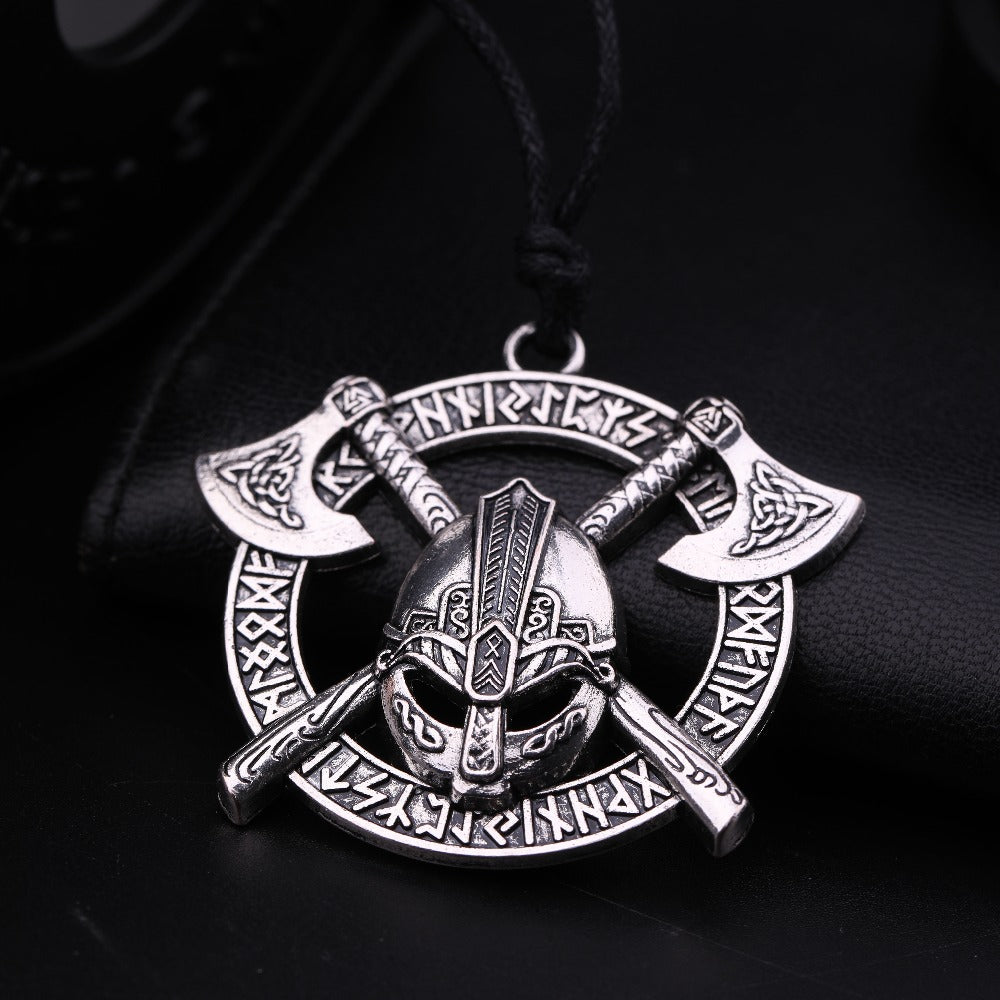 Valhalla Warrior Necklace